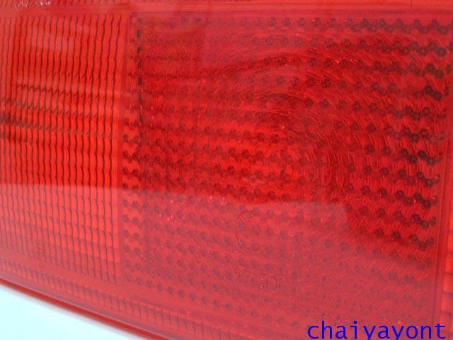 ฝาไฟท้ายด้านซ้ายรถบีเอ็มดับบลิวโบราณคลาสสิค Classic Auto Vintage BMW 316 318 320 E21 M10 M20 6