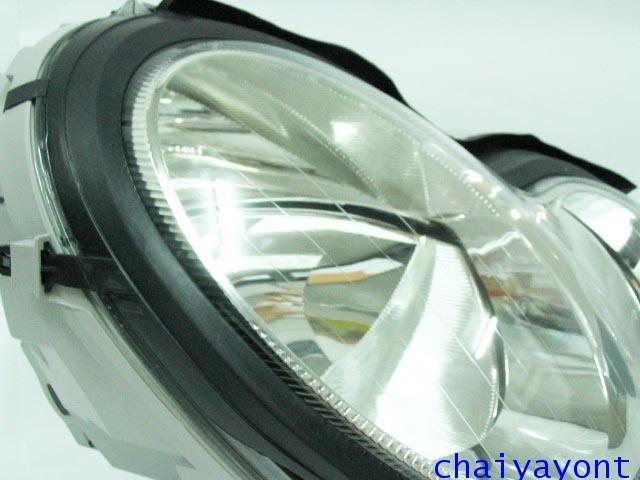 ไฟหน้าขวาทั้งดวง Halogen รถเบนซ์ Mercedes-Benz W203 C180 C200 C220 C240 CDI Kompressor