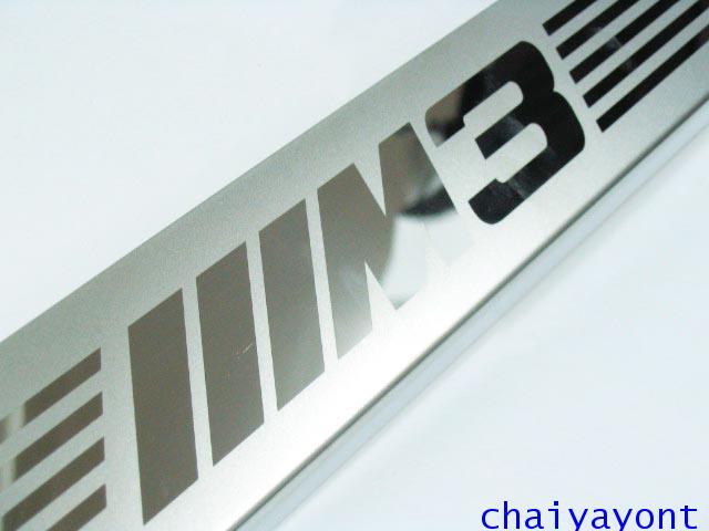 ประดับยนต์ ชุดแต่งรถ กาบบันได M3 BMW E30 316i 318i 320i 323i 325i M10 M40 M42 Series 3