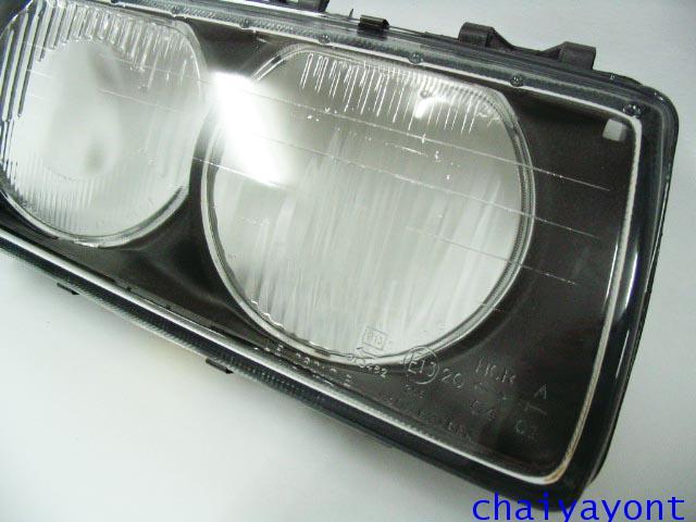 กระจกไฟหน้าขวา รถบีเอ็มดับบลิว BMW E36 316i 318i 320i 325i 328i M40 M43 M50 M52 Series 3