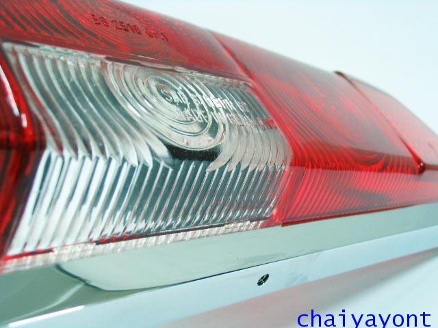 ไฟท้ายรถเบนซ์หางปลาคลาสสิค Classic Vintage Mercedes-Benz W110 W111 190C 190Dc 200C 200Dc 220C 220SEC 2