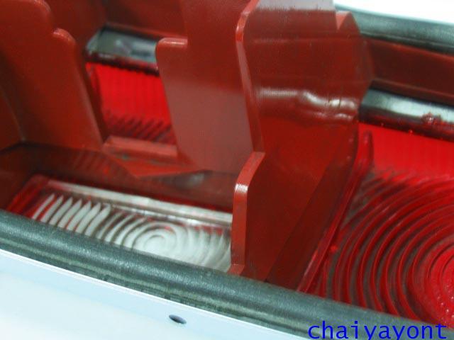 ไฟท้ายรถเบนซ์หางปลาคลาสสิค Classic Vintage Mercedes-Benz W110 W111 190C 190Dc 200C 200Dc 220C 220SEC 18
