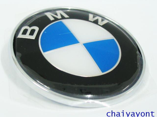 ดาวฝากระโปรงหน้า โลโก้ M3 BMW E46 316i 318i 320i 323i 325i M43 N42 N46 M52 M54 Series 3