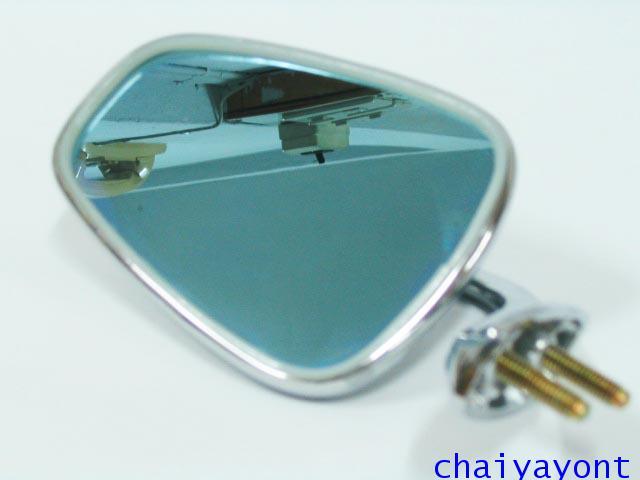 กระจกมองข้างซ้าย OEM รถเบนซ์หางปลา Classic Mercedes-Benz W110 W111 190 200 230 C Dc 220 280 S SE SEC 10