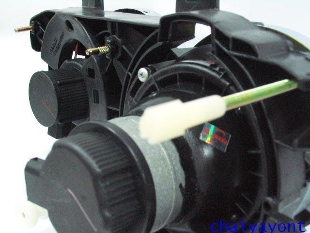 ชุดแต่งรถไฟหน้า RH วงแหวนโดนัท Projector รถบีเอ็ม BMW E34 518i 520i 525i 530i M43 M50 M5 Serires 5 22