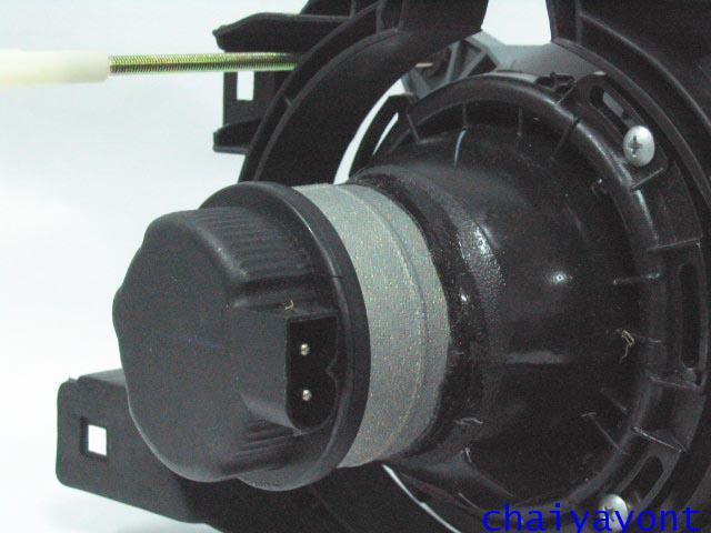 ชุดแต่งรถไฟหน้า LH วงแหวนโดนัท Projector รถบีเอ็ม BMW E34 518i 520i 525i 530i M43 M50 M5 Serires 5 13