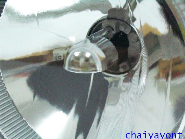 ชุดแต่งรถไฟหน้า LH วงแหวนโดนัท Projector รถบีเอ็ม BMW E34 518i 520i 525i 530i M43 M50 M5 Serires 5 38