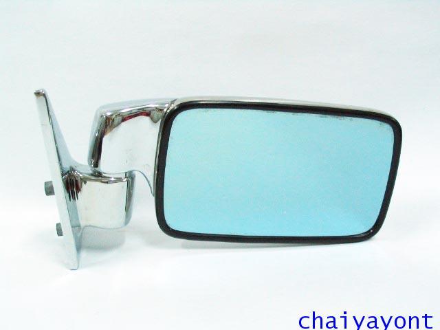 กระจกมองข้างขวา OEM รถบีเอ็มดับบิวคลาสสิค Classic Classic BMW E12 518 520 520i 525 M10 M20 Series 5 1