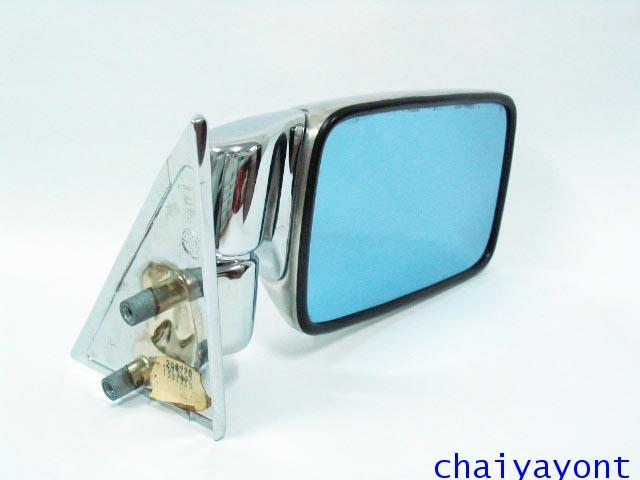 กระจกมองข้างขวา OEM รถบีเอ็มดับบิวคลาสสิค Classic Classic BMW E12 518 520 520i 525 M10 M20 Series 5 2