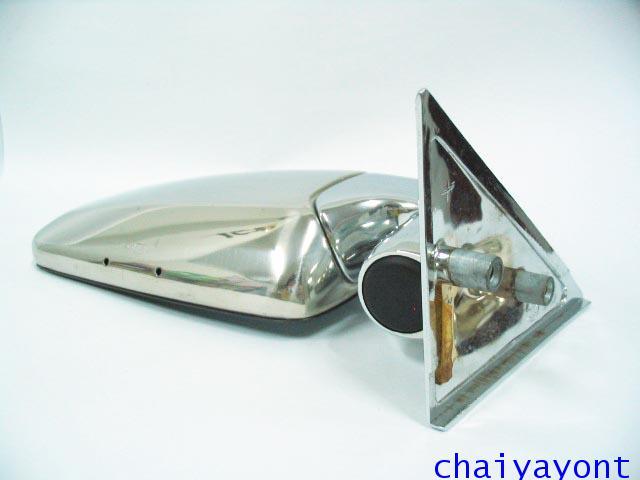 กระจกมองข้างขวา OEM รถบีเอ็มดับบิวคลาสสิค Classic Classic BMW E12 518 520 520i 525 M10 M20 Series 5 5