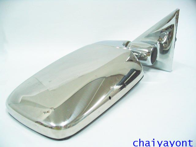 กระจกมองข้างขวา OEM รถบีเอ็มดับบิวคลาสสิค Classic Classic BMW E12 518 520 520i 525 M10 M20 Series 5 8