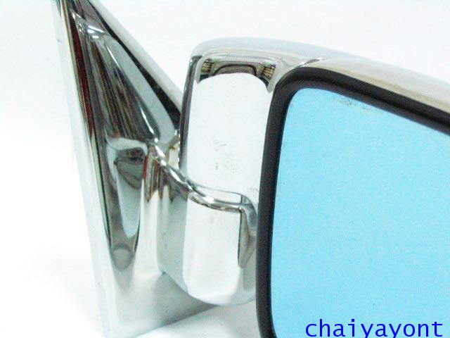 กระจกมองข้างขวา OEM รถบีเอ็มดับบิวคลาสสิค Classic Classic BMW E12 518 520 520i 525 M10 M20 Series 5 11