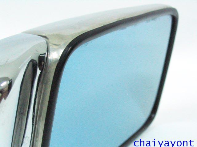 กระจกมองข้างขวา OEM รถบีเอ็มดับบิวคลาสสิค Classic Classic BMW E12 518 520 520i 525 M10 M20 Series 5 12