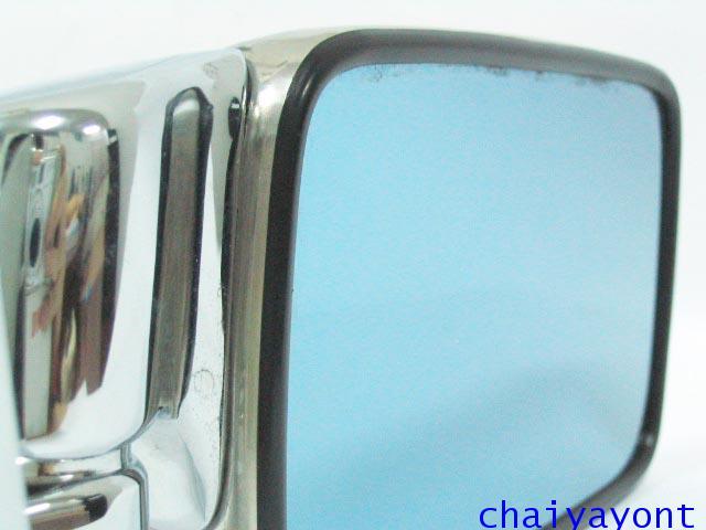 กระจกมองข้างขวา OEM รถบีเอ็มดับบิวคลาสสิค Classic Classic BMW E12 518 520 520i 525 M10 M20 Series 5 13