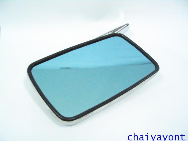 กระจกมองข้างขวา OEM รถบีเอ็มดับบิวคลาสสิค Classic Classic BMW E12 518 520 520i 525 M10 M20 Series 5 3