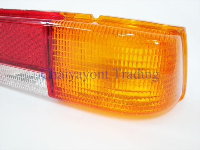 OEM MB เลนส์ไฟท้ายขวาสีส้ม รถเบนซ์โบราณคลาสสิค Pagoda Mercedes-Benz W113 190SL 230SL 250SL 280SL 2