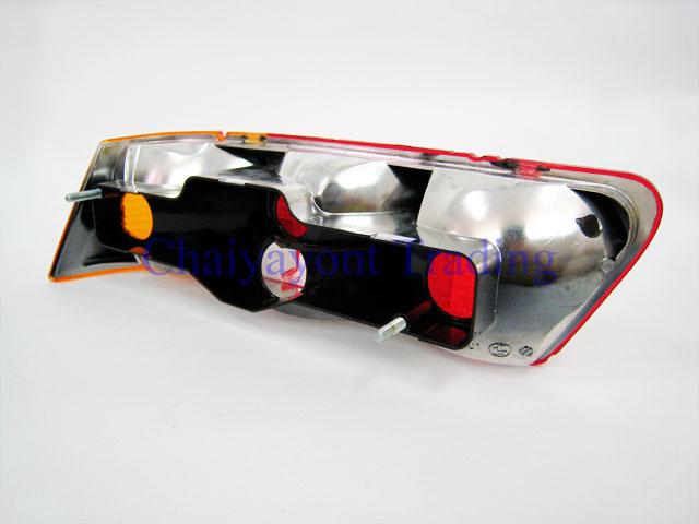 OEM MB เลนส์ไฟท้ายขวาสีส้ม รถเบนซ์โบราณคลาสสิค Pagoda Mercedes-Benz W113 190SL 230SL 250SL 280SL 8