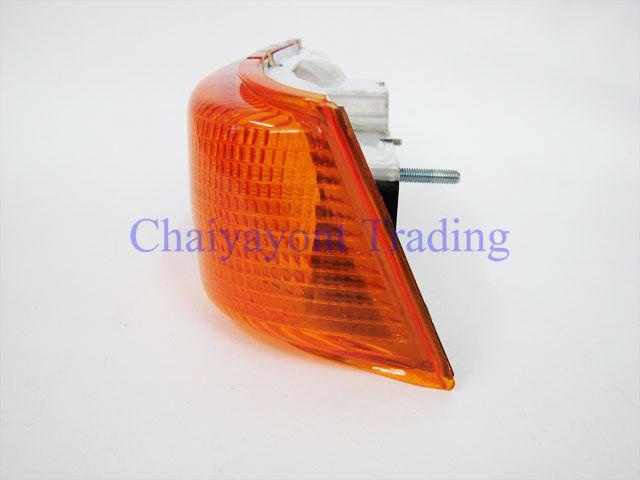 OEM MB เลนส์ไฟท้ายขวาสีส้ม รถเบนซ์โบราณคลาสสิค Pagoda Mercedes-Benz W113 190SL 230SL 250SL 280SL 10