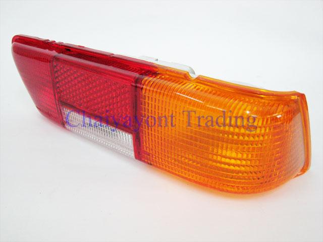 OEM MB เลนส์ไฟท้ายขวาสีส้ม รถเบนซ์โบราณคลาสสิค Pagoda Mercedes-Benz W113 190SL 230SL 250SL 280SL 13