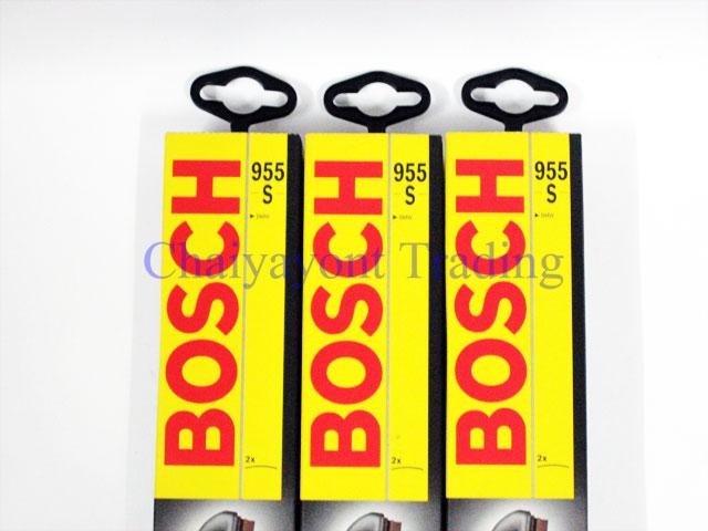 ใบปัดน้ำฝน Bosch รถบีเอ็มดับบลิว BMW E60 E61520d 520i  523i Li 525i 535i M54 N52 M57 M5 Seires 5 S5 1