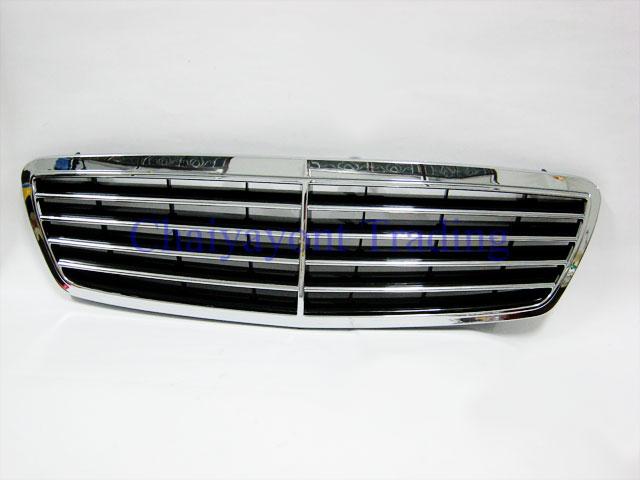 ประดับยนต์ชุดแต่งรถ กระจังหน้า AMG รถเบนซ์ Mercedes-Benz W203 Kompressor , CDI C180 C220 C230 C280