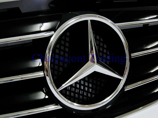 ประดับยนต์ชุดแต่งรถกระจังหน้าดาวกลาง AMG CL-Type รถเบนซ์ Mercedes-Benz W124 E200 E220 E280 E320 E500