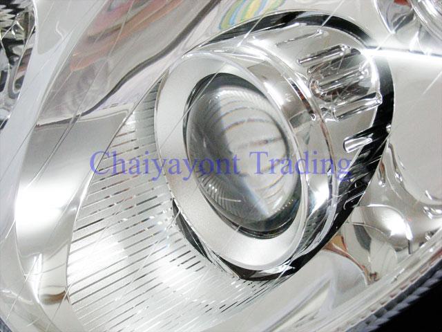 ไฟหน้า Bi-Xenon OEM  รถเบนซ์ Mercedes-Benz W203 C180 C200 C220 C240 C280 C320 C350 CDI Kompressor