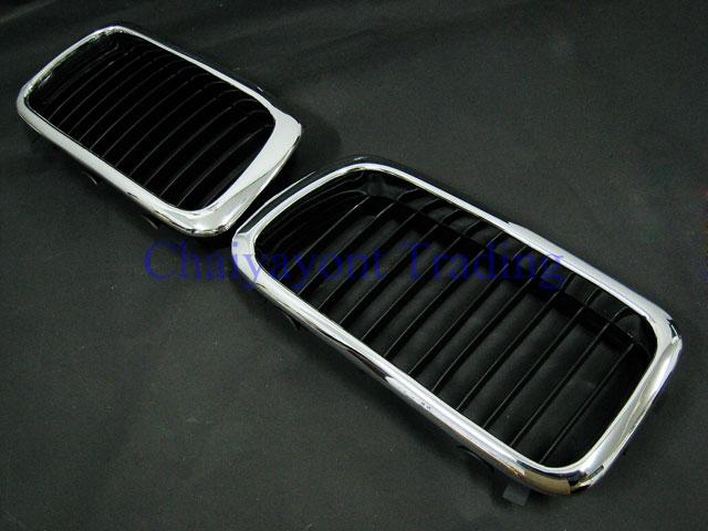 อะไหล่รถยนต์กระจังหน้ารถบีเอ็ม BMW E38 ซีรีย์ 7 728i 728iL 730i 730iL 735i 735iL 740i 740iL 750i 750