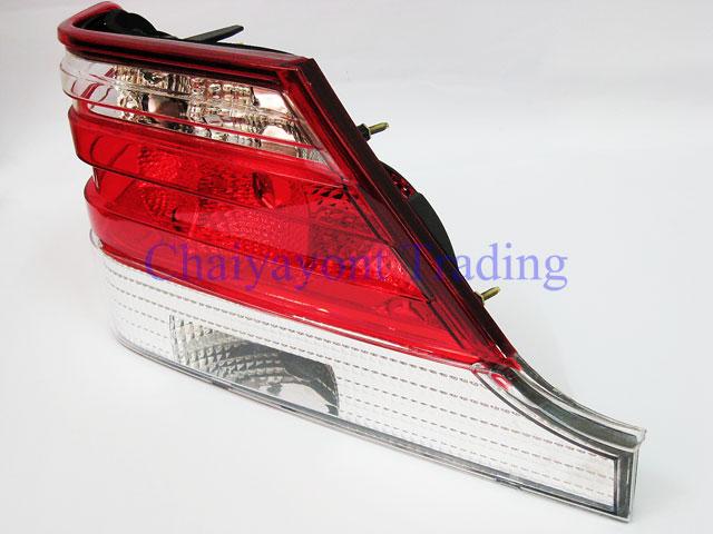ประดับยนต์ชุดแต่งรถ ไฟท้ายคริสตัลเพชร ด้าน RH รถเบนซ์ Mercedes-Benz W140 S-Class 280S 500SEL S280 S3 1