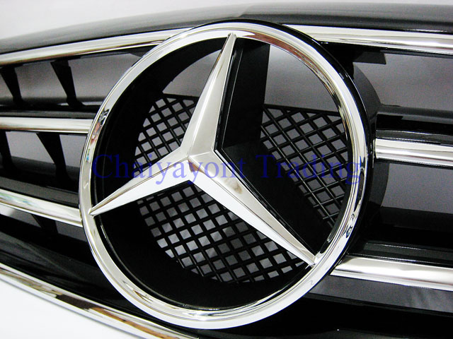 ประดับยนต์ชุดแต่ง กระจังหน้าชุดแต่ง AMG รถเบนซ์ Mercedes-Benz W210 E200 E230 E240 E280 E320 E50 E55 10
