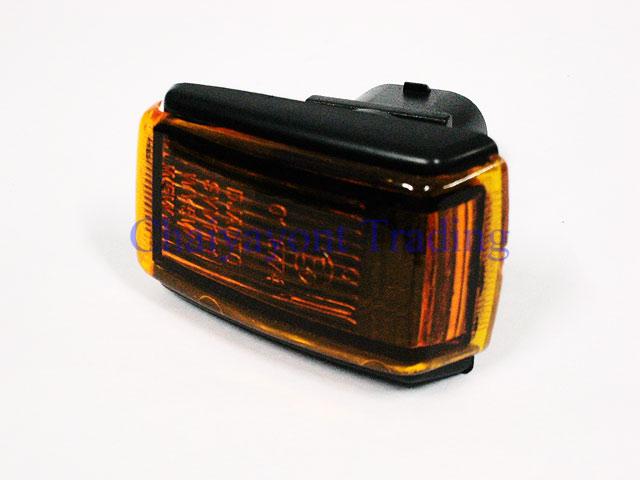 ประดับยนต์ชุดแต่งรถ ไฟหรี่ข้างบังโกลนสีส้ม Volvo all Models 850 940 960 S40 S70 V40 V70 ซีดาน แวน 1