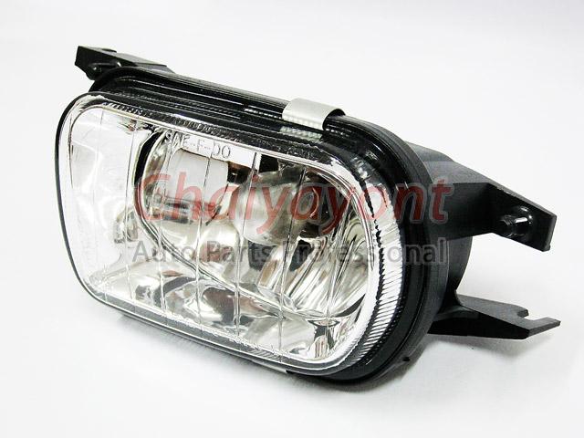 ประดับยนต์ชุดแต่ง ไฟตัดหมอก LH Clear Type เบนซ์ Mercedes-Benz W203 Yr.2000-2004 C180 C200 C220 C240