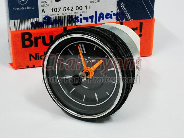 อะไหล่รถยนต์ นาฟิกาหน้าปัดเรือนไมล์ Original VDO Clock รถเบนซ์ Mercedes-Benz W107 280SLC 320SLC 350