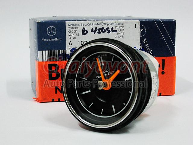 อะไหล่รถยนต์ นาฟิกาหน้าปัดเรือนไมล์ Original VDO Clock รถเบนซ์ Mercedes-Benz W107 280SLC 320SLC 350 1