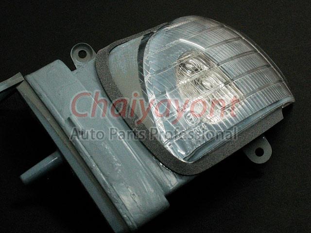ไฟเลี้ยวกระจกมองข้างซ้าย Original MB ไฟหรี่มองข้าง รถเบนซ์ Mercedes-Benz W210 E200 E220 E240 CDI Kom 3