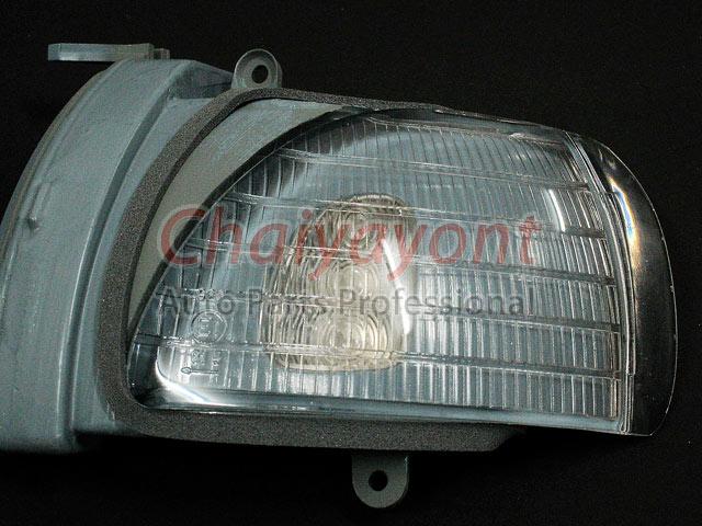 ไฟเลี้ยวกระจกมองข้างซ้าย Original MB ไฟหรี่มองข้าง รถเบนซ์ Mercedes-Benz W210 E200 E220 E240 CDI Kom 4