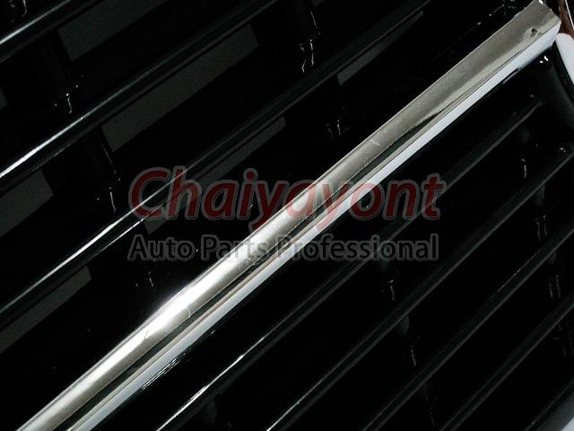ประดับยนต์ชุดแต่งกระจังดาวกลาง Powered Star AMG Mercedes-Benz W123 230 230E 280E 220D 240D 300D 230T 5