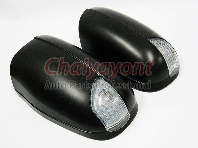 ฝาครอบกระจกมองข้าง พร้อมไฟ LED รถเบนซ์ Mercedes-Benz W210 Facelift Yr.2000 E200 E220 E240 CDI Kompre