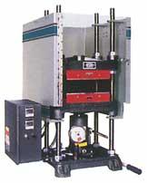 เครื่องอัดไฮดรอลิคแบบตั้งโต๊ะ Manual, Heat - Carver