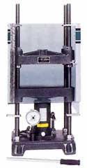 เครื่องอัดไฮดรอลิคแบบตั้งโต๊ะ Manual, Standard - Carver