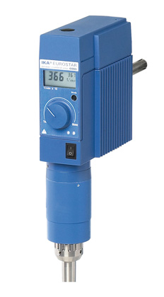 เครื่องกวนสารละลายแบบใบพัด Power Control Visc 6000 - IKA