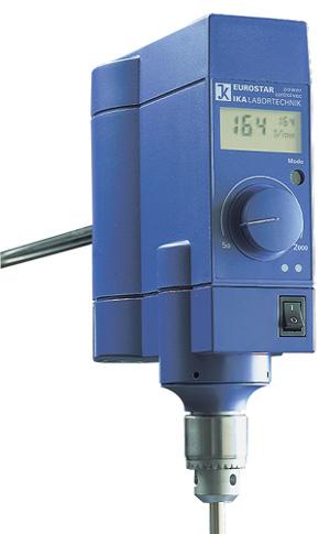 เครื่องกวนสารละลายแบบใบพัด Power Control Visc P1 - IKA