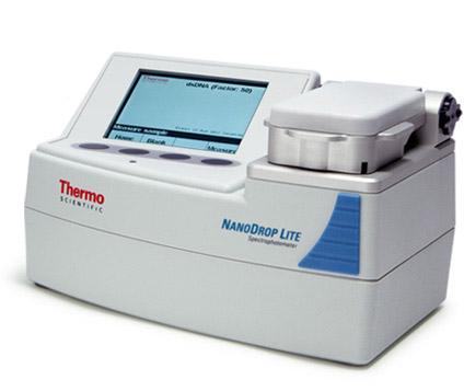 เครื่องวัดค่าการดูดกลืนแสงแบบนาโน - Thermo