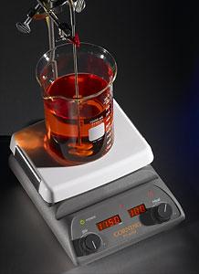 เครื่องให้ความร้อนและกวนสารละลาย - Corning