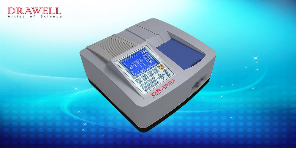 เครื่องวัดค่าการดูดกลืนแสง - DU8800RS - Drawell