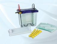 เครื่องแยกสารพันธุกรรม Electrophoresis systems - VS20Wave Maxi Cleaver