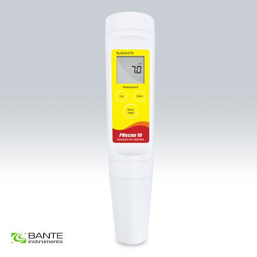 เครื่องวัดค่า pH meter - PHscan10S Pocket pH Tester