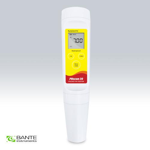 เครื่องวัดค่า pH meter - PHscan20F Pocket pH Tester