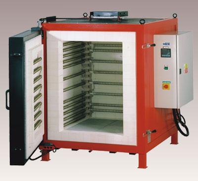 เตาเผาไฟฟ้าแบบกล่อง LAC aisa   Chamber Furnaces K