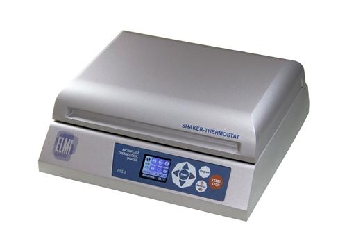 เครื่องเขย่าสาร - ELMI digital thermo microplate shaker DTS-2